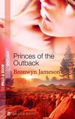 Princes of the Outback by Bronwyn Jameson