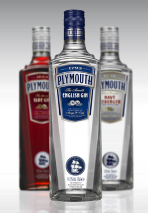 Kayleigh Reviews It All: PlymouthGin