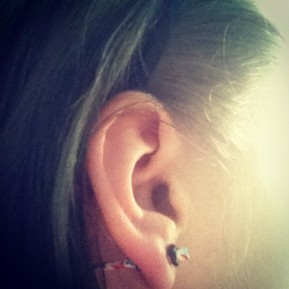Misadventures With Ear Stretching