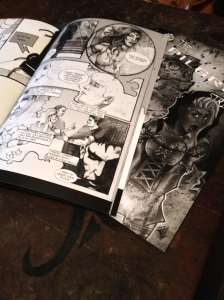 indie comic books