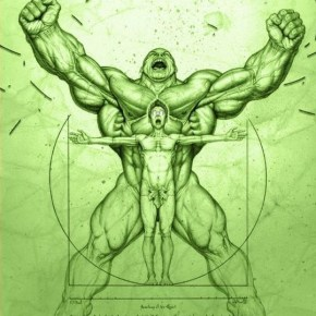 Keeping it in Proportion: Illustration, Superheroes and Body DysmorphicDisorder