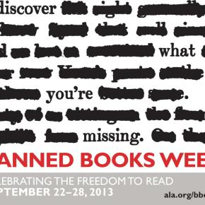 Banned Books Week: Guest Post From Bound andGagged