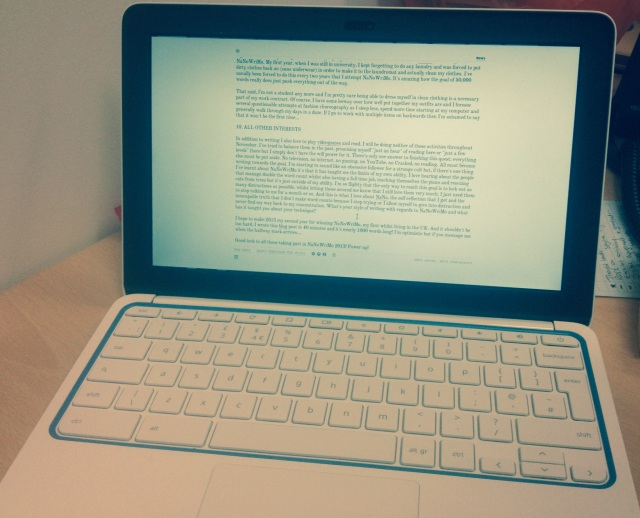 HP 11 Chromebook